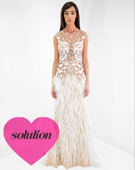 Collection robe soiree 2018