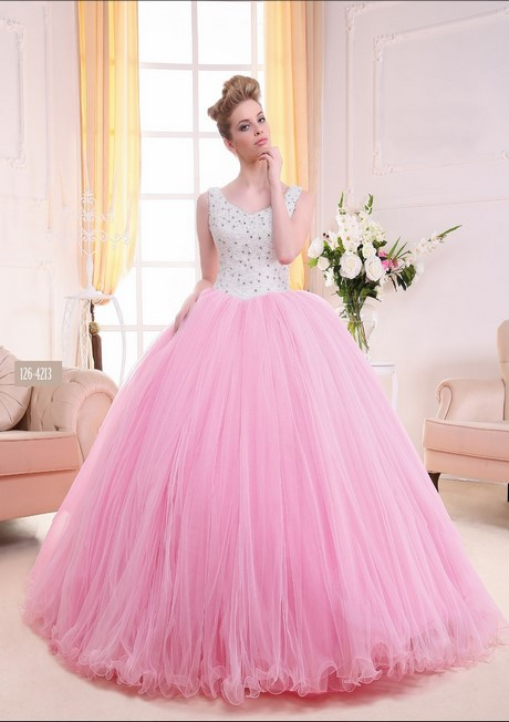 b2736161a05 Robe princesse rose