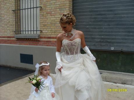 ma robe de mariee