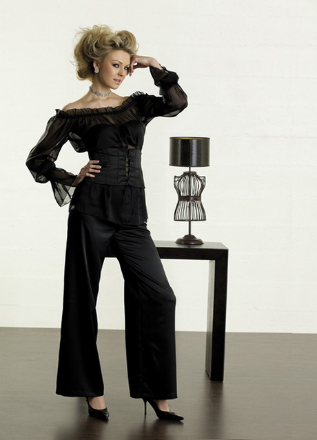 pantalon de soiree pour mariage. Black Bedroom Furniture Sets. Home Design Ideas