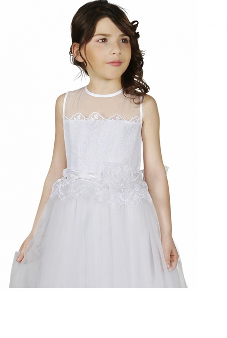 Petite robe blanche dentelle for Robes blanches pour les mariages