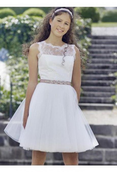 robe blanche ado