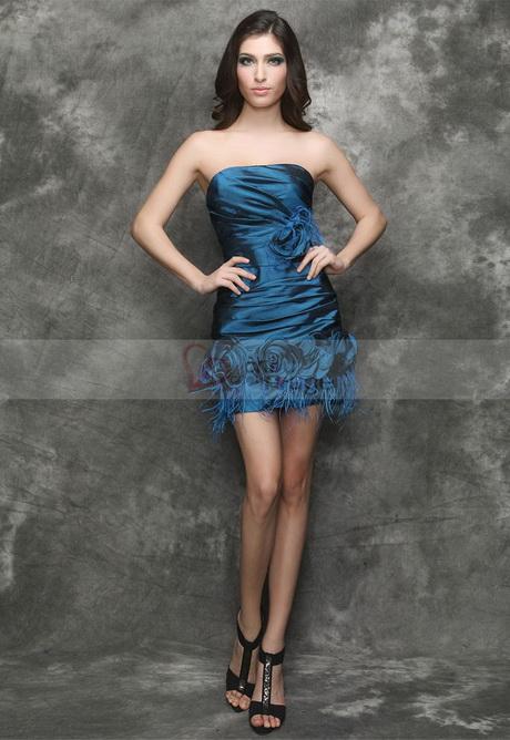 robe bustier bleu electrique. Black Bedroom Furniture Sets. Home Design Ideas