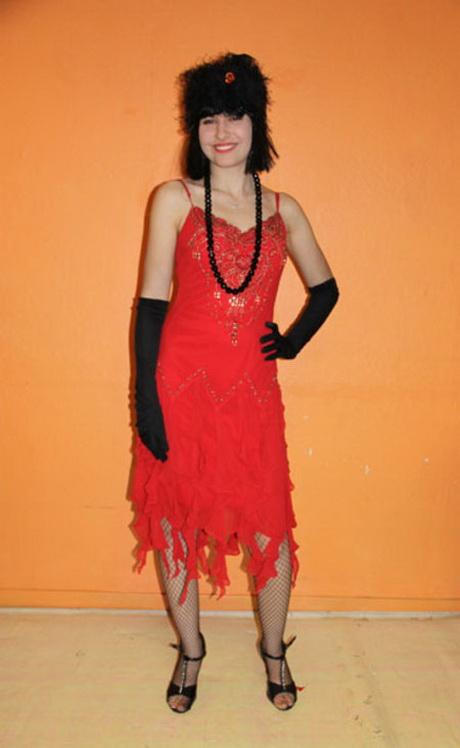 robe charleston rouge. Black Bedroom Furniture Sets. Home Design Ideas