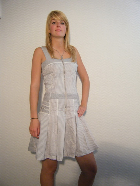 Robe Country Femme