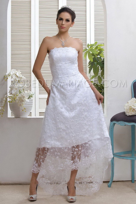robe de mariage civil. Black Bedroom Furniture Sets. Home Design Ideas