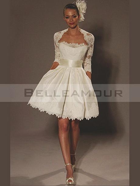 Robe de mariée courte robe mariage courte pas cher 2014