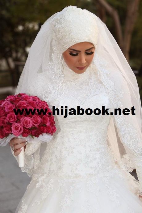 robe de mariee hijab. Black Bedroom Furniture Sets. Home Design Ideas