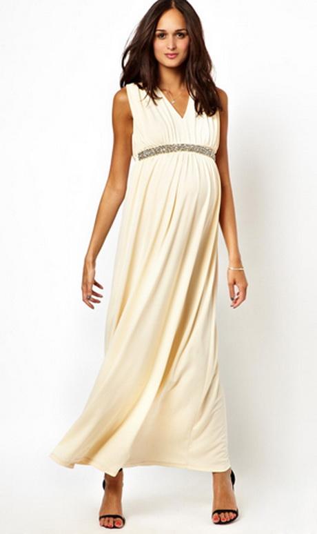 Robes de soirée pour les femmes enceintes