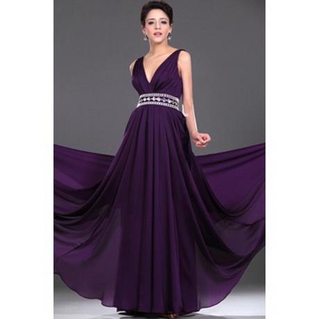 robe de soiree violette. Black Bedroom Furniture Sets. Home Design Ideas