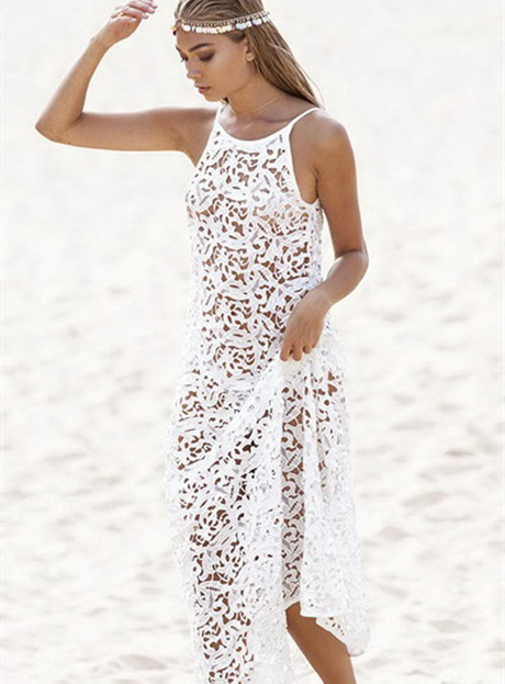 Robe longue plage for Maxi robe de plage mariage