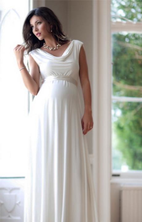 Robe de mariée femme enceinte – Photos ici