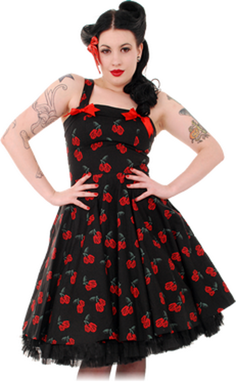 robe pin up rockabilly. Black Bedroom Furniture Sets. Home Design Ideas