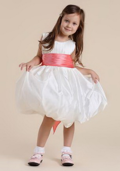 Robe pour mariage pour petite fille