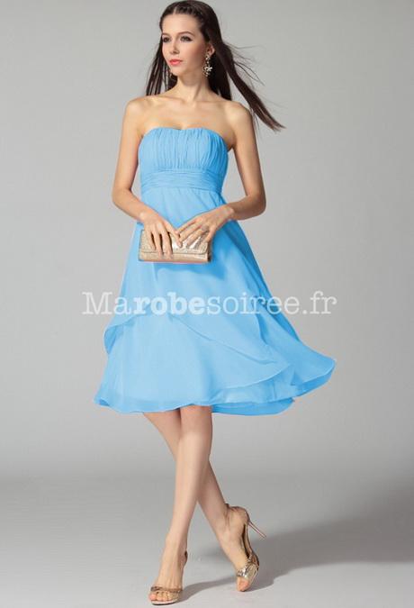 Robe turquoise pour mariage for Robes de cocktail courtes pour les mariages