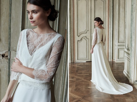 c623ec66fd4bda Robe ou jupe pour mariage