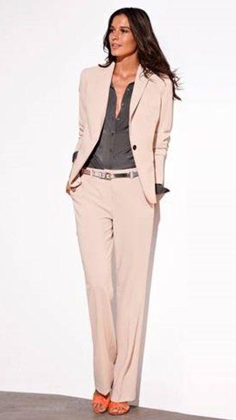 magasin en ligne 68918 da3ce Ensemble pantalon femme habillé