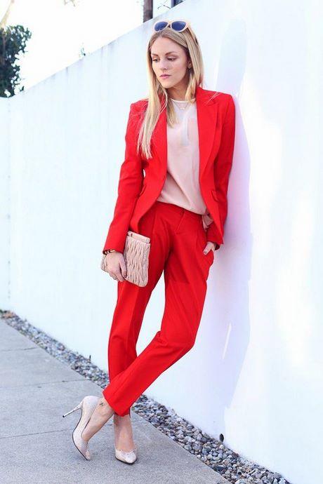 Femme Pantalon Tailleur Rouge Rouge Pantalon Tailleur Pantalon Tailleur Femme Femme EWH9I2DY