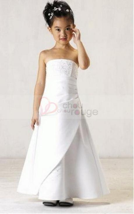 robe de petite fille d honneur pour mariage. Black Bedroom Furniture Sets. Home Design Ideas