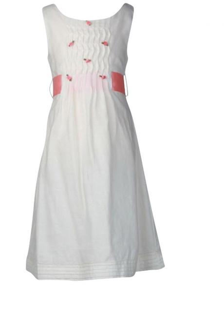 robe ete coton