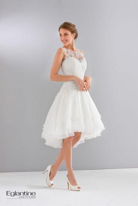 robe blanche courte mariage civil. Black Bedroom Furniture Sets. Home Design Ideas