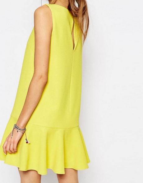 Robe grise et jaune for Robe jaune pour mariage