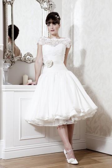 Robe De Mariée Style Année 50