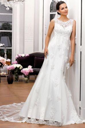 Robe fourreau ivoire for Ligne de robe de mariage lauren conrad