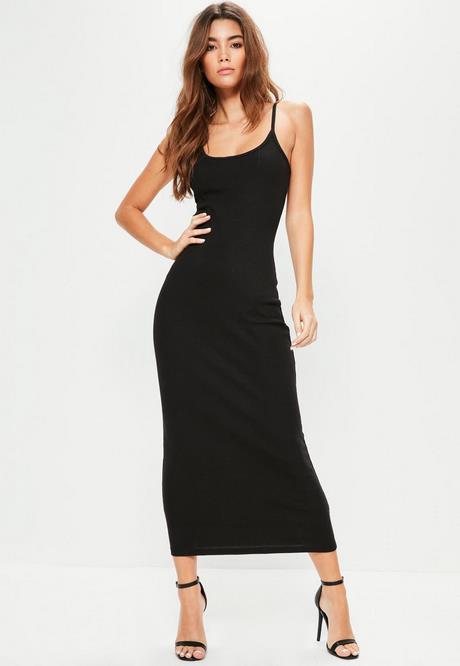 Robe longue droite noire robe noir et rose   Adventech e53a80b08a94