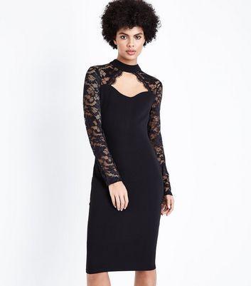 5d947c1dd15a4 Robe longue droite noire robe fashion   Poitiers assurances