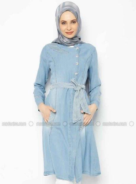 prix favorable style distinctif de style élégant Tunique Tunique Femme En Jean Longue En Longue Jean Femme ...
