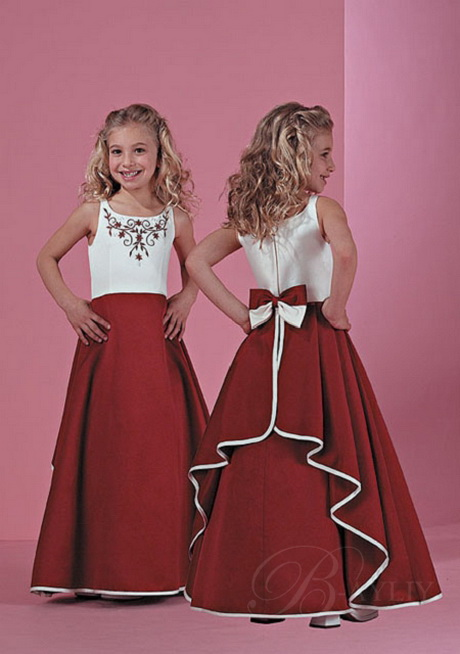 Robe pour mariage pour enfant for Devinez des robes pour le mariage