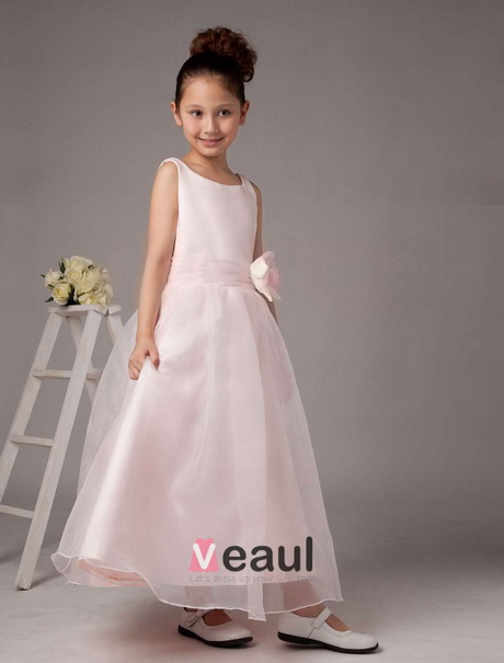 Robes fillettes mariage for Fleurs fille robes mariage