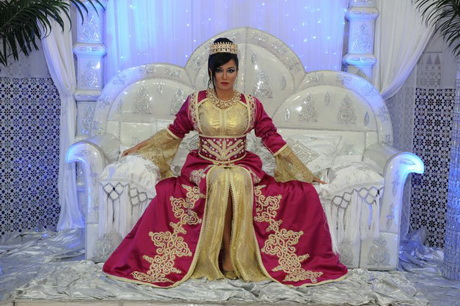 Robes Marocaines Mariage