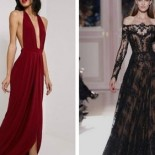Robe cocktail tendance 2018