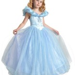 Costume cendrillon enfant