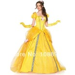 Costume princesse disney