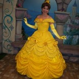 Robe belle disney