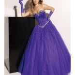 Robe cocktail princesse