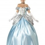 Robe de cendrillon adulte