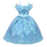 Robe de cendrillon disney