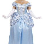 Robe de princesse adulte deguisement