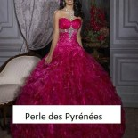 Robe princesse adulte pour mariage