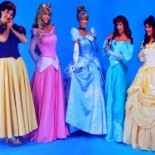Robes princesses disney