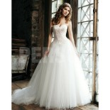Belle robe mariage