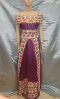 Nouvelle robe kabyle