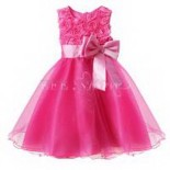 Robe ceremonie enfant fille
