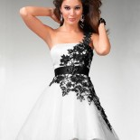 Robe de bal court