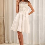 Robe de mariee civil