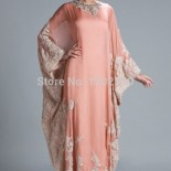 Robe de soiree arabe